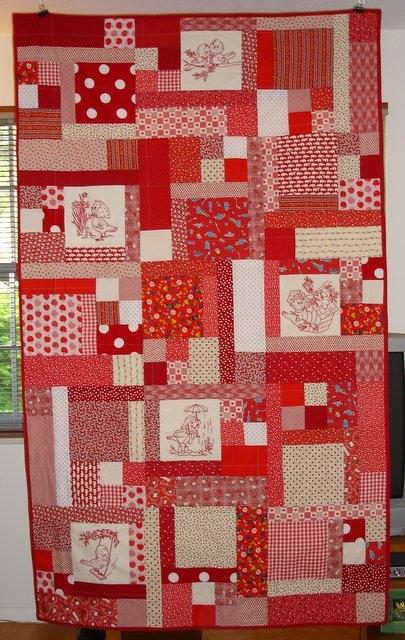 Stylish the momoo turning twentyagain 11 Elegant Turning Twenty Again Quilt Pattern Gallery