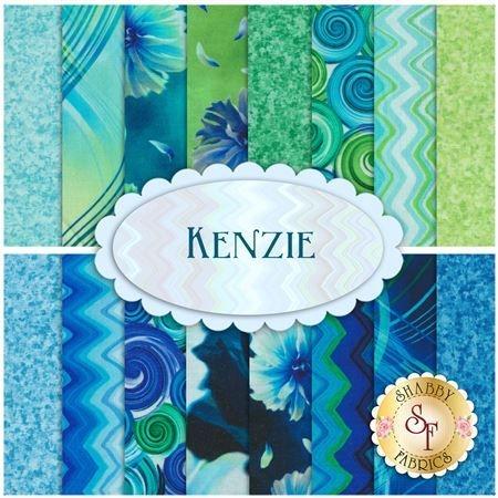 Beautiful kenzie 16 fq set quilting treasures fabrics shab 11 Modern Stylish Quilting Treasures Fabric