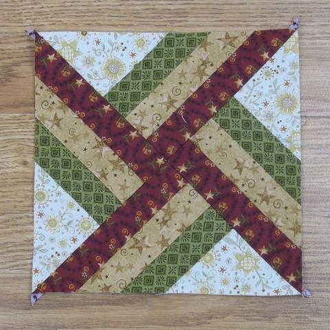 whirlwind quilt block quilting land strip quilt patterns 11 Modern Quilt Patterns Using 4 Fabrics Gallery