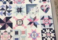 001sp 18 quilt as you go made vintage bom Elegant Quilt As You Go Made Vintage Gallery