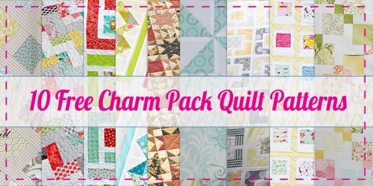 Permalink to Elegant Free Quilt Patterns Using Charm Packs