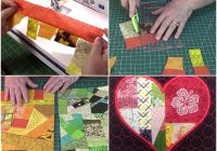 10 ways to use up your fabric scraps alanda craft 11 Unique Quilted Sewing Fabric Inspirations