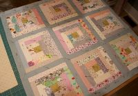 11quilt3 beautiful vintage looking quilt sewing log Elegant Vintage Looking Quilts Inspirations