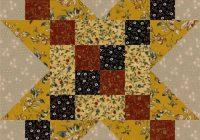 12 frayed sawtooth star quilt block pattern Interesting 12 Inch Quilt Block Patterns Inspirations