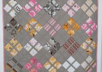 12 free charm pack quilt patterns to stitch up Stylish Charm Square Quilt Patterns Gallery