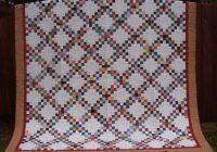 12 free irish chain quilt patterns patchwork posse 11   Irish Chain Quilt Pattern Gallery
