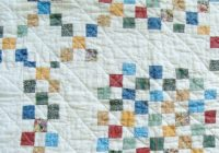 12 free irish chain quilt patterns patchwork posse Interesting Irish Quilting Fabric Inspirations