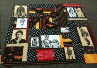 12 impressive sci fi quilts star star wars fabric and clean Unique Star Wars Quilt Fabric Inspirations