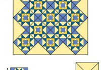 1414 every quilters magic number sampler quilts quilt Stylish Setting Triangles For On Point Quilts Gallery