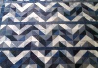 17 chevron quilt patterns perfect for any occasion ideal me Cool Chevron Quilting Pattern