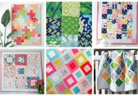 18 free quilt block patterns to inspire you ideal me Modern Quilt Block Patterns