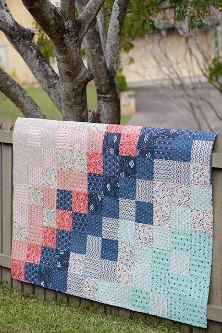Permalink to Stylish Patchwork Cot Quilt Patterns Gallery