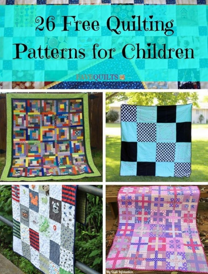 Permalink to Cool Quilting Patterns For Kids