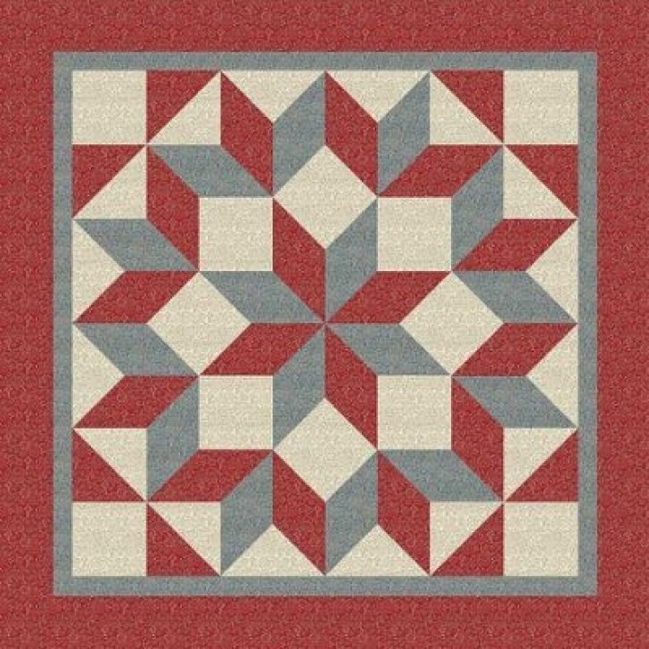 Permalink to Interesting Three Color Quilts Blocks