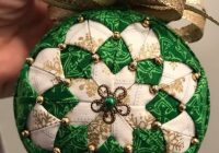 3229 best no sew ornaments images on pinterest christmas Cool No Sew Quilted Ornaments Gallery