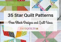 35 free star quilt patterns free block designs and quilt Interesting Free Block Quilt Patterns For Beginners Inspirations