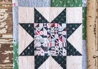 45 easy beginner quilt patterns and free tutorials polka Free Easy Patchwork Quilt Patterns Inspirations