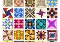 50 state quilt block patterns fairfield world blog Elegant State Quilt Block Patterns Gallery