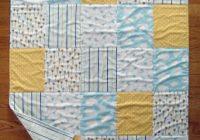 5×5 quilt tutorial cloud9 fabrics 11 Cool Quilting Top Stitch Patterns Inspirations
