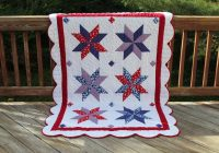 7 perfectly patriotic quilt patterns Modern Patriotic Quilts Patterns Gallery