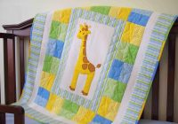 8 free ba quilt patterns that are too cute to resist Stylish Patchwork Cot Quilt Patterns Gallery