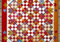 8 pet quilt patterns from mug rugs to wall hangings Cool Cat Quilts Patterns