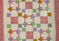 8 sweet ba girl quilt patterns thatll make you swoon Stylish Baby Girl Quilt Patterns Gallery