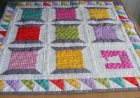 9 exciting border ideas for quilt patterns Cool Sewing A Quilt Border