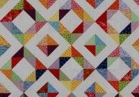 a beautiful collection of half square triangle quilt Half Triangle Square Quilt Patterns