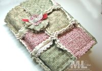 a big shot christmas quilted book covers lovenstamps Stylish Quilted Bible Cover Patterns Gallery