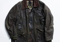 a buyers guide to barbour put this on Cool Barbour Vintage Quilted Jacket With Cord Collar And Trims