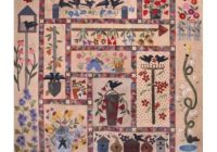 a primitive garden 876420003156 Modern Primitive Gatherings Quilt Patterns