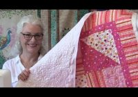 a quick and easy stitch to quilt your quilt double c Modern Quilting Stitches Patterns