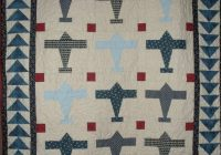 airplane quilt pattern digitial download Vintage Airplane Quilt Gallery