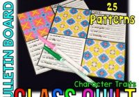 all about me quilt worksheets teaching resources tpt All About Me Quilt Pattern