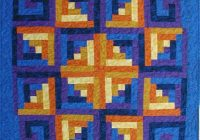 all about the log cabin quilt pattern Cozy Log Cabin Quilt Pattern History