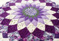 amish quilt giant dahlia pattern quilts quilt patterns 10 Cozy Giant Dahlia Quilt Pattern Gallery