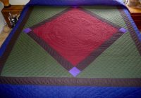amish quilt pattern names star quilt patterns maroon quilted Unique Names Of Amish Quilt Patterns Inspirations