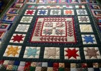 amish sampler quilt full view quilts amish quilts Interesting Full Size Quilt Patterns Gallery