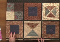 an easy fold and sew method for quick blocks quilting digest Cozy Fold And Sew Quilting Method Gallery