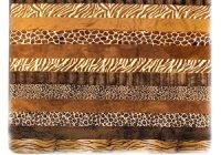 animal print cuddle quilt kit favequilts Stylish Animal Print Quilt Patterns Inspirations