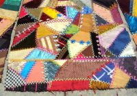 antique crazy quilts prices antique crazy quilt ebay 1893 Modern Ebay Vintage Quilts Inspirations