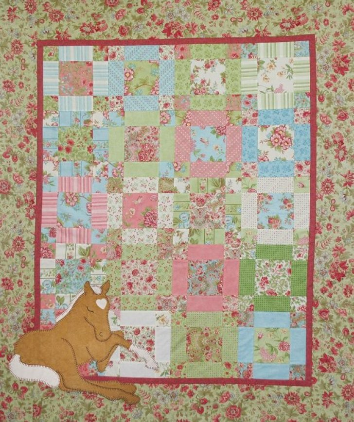 Permalink to Modern Horse Baby Quilt Pattern Gallery