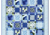 around the block quilt pattern lakehouse dry goods Around The Block Quilt Pattern Gallery