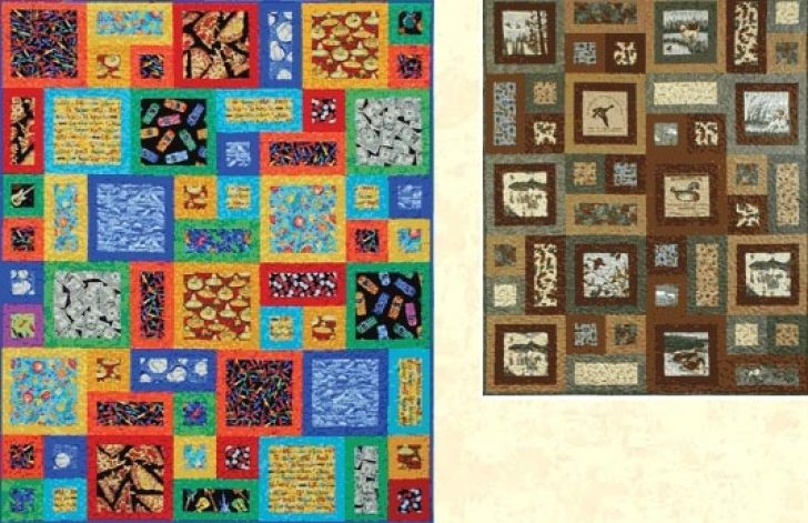Permalink to All About Me Quilt Pattern