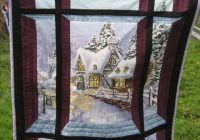 attic window quilt pattern variations great way to break up Cool Window Pane Quilt Pattern Inspirations