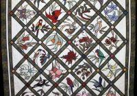 aussie applique patterns native birds and flowers of Modern Quilting Patterns Australia Gallery