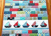 ba boy quilts patterns ba boy patchwork quilt pattern Cozy Patchwork Quilt Pattern For Baby Boy Gallery