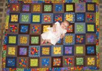 ba quilt bright prints and shweshwe frames quilts Cool Frames For Ba Baby Quilts Inspirations