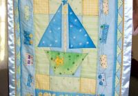 ba quilts for boys ideas Baby Boy Quilt Patterns Inspirations